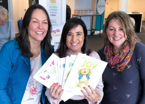 Michelle Mitchel Author and Kids Light Up Books by Wendy Mason & Lisa Maravelis