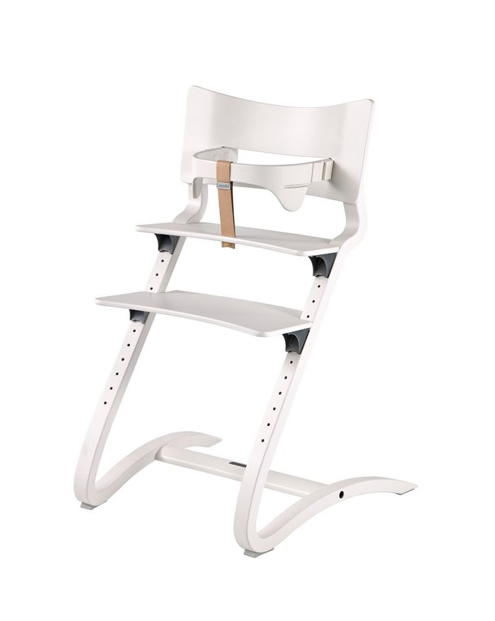 age for high chair rocking porch leander design furniture baby from 6 months to adult white satin loading zoom