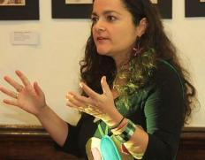Μαρία Χναράκη- Επιστημονική Σύμβουλος
