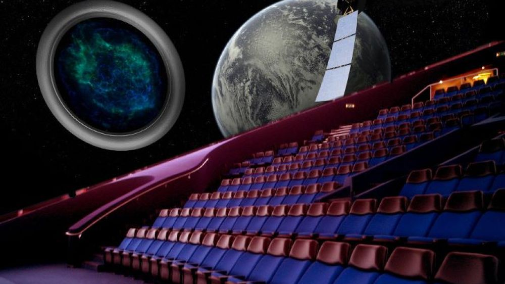 Planetarium – Eugenides Foundation