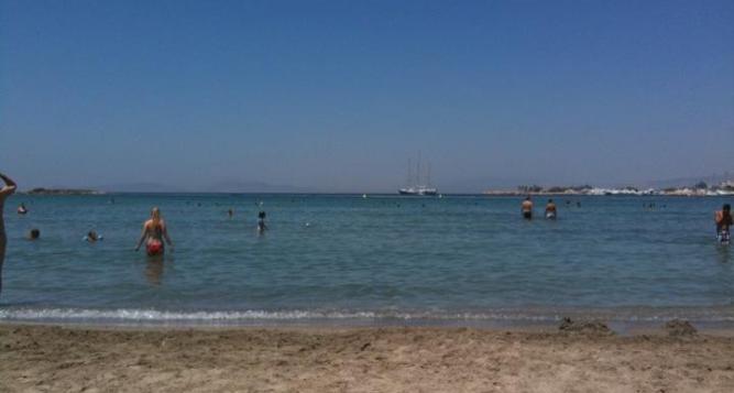 Asteras Glyfadas Beach