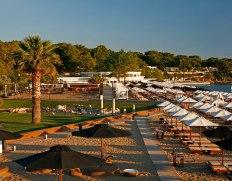 Astir Beach near Athens, Greece