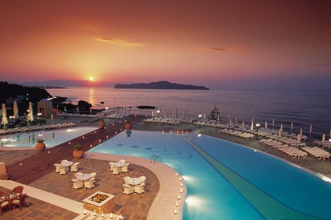 Panorama Chania Crete