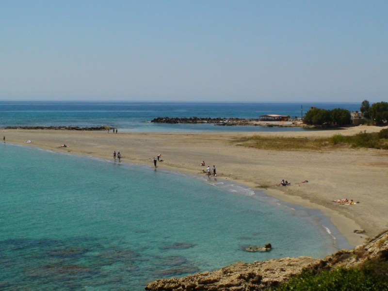 Fragkokastelo Beach