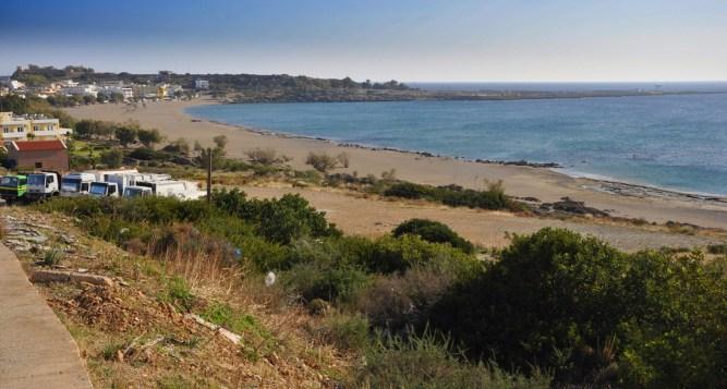 Pacheia Ammos Beach