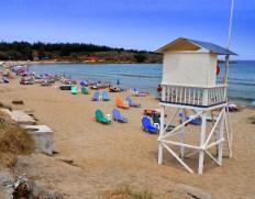 Golden Beach (Chryssi Akti)
