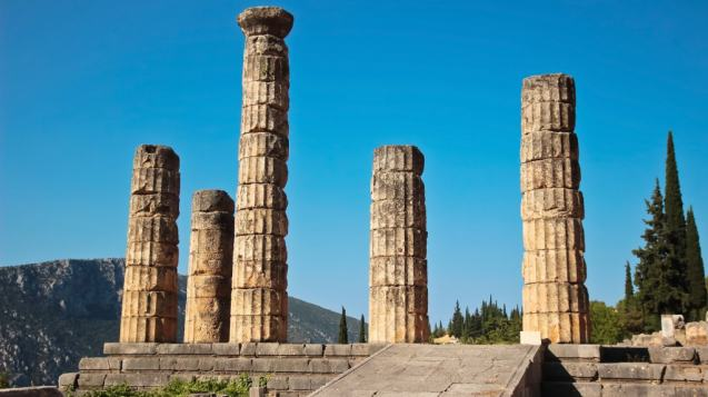 Family friendly Tour to Delphi Archaeological Site