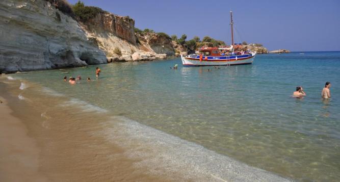 Sarandaris Beach
