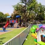 playground at flisvos park Athens