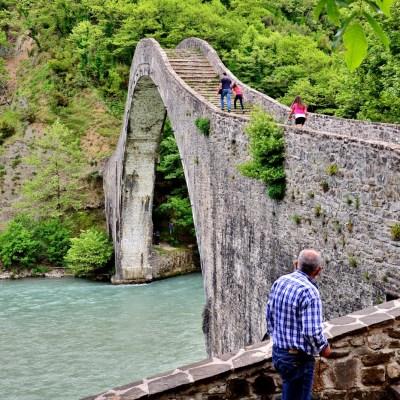 Plaka Bridge – Katarraktis