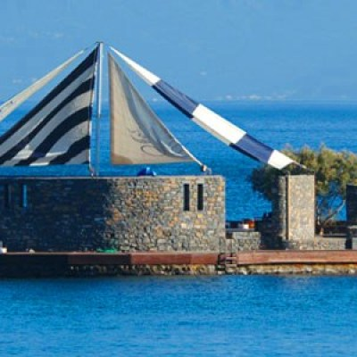 Elounda – the Cote d' Azur of Crete