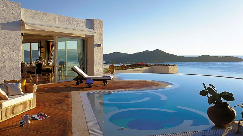 Crete for families