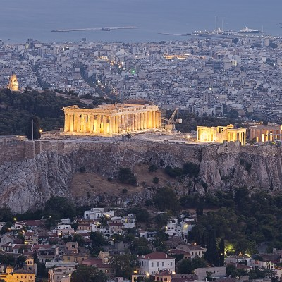 Nonstop flights from New York (Newark) to Athens, Greece