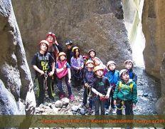 Φαράγγια για παιδιά στην Κρήτη