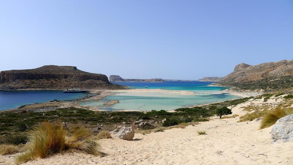 Cruise in Gramvousa and Balos