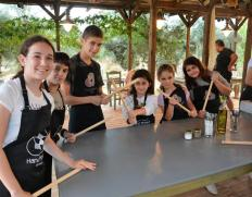 Cooking workshop in Traditional Farm