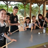 Cretan Cooking Class for Families in Chania