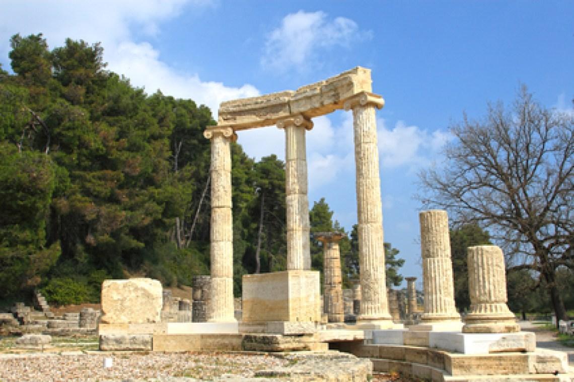 Ancient Olympia family