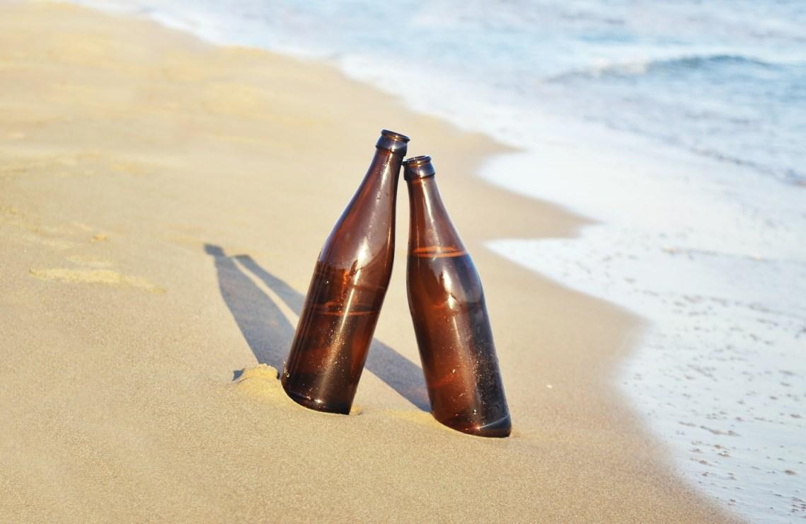 Greek beers Greece beach DP