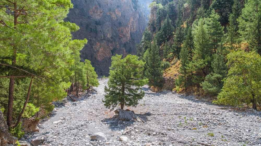The Samaria Gorge – take the challenge!