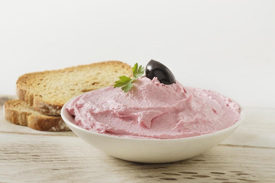 taramosalata dip greek food