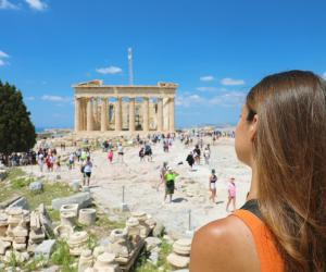 The Acropolis for families Group Tour