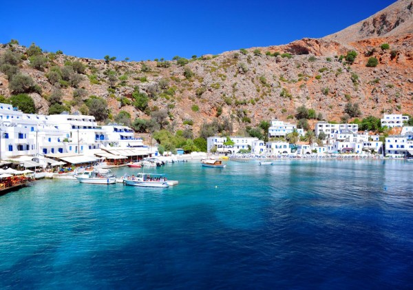 Loutro for Families: Things to Do