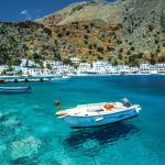 Loutro village Chania KidsLoveGreece.com