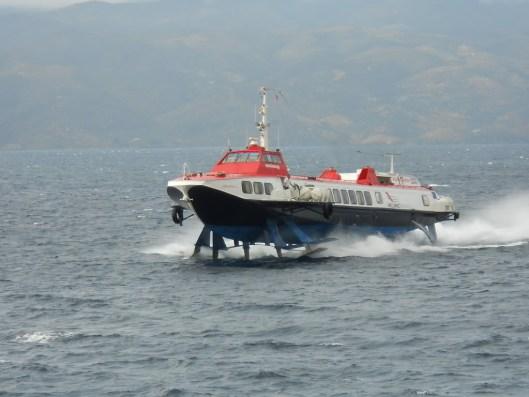 boat hydrofoil Hydra