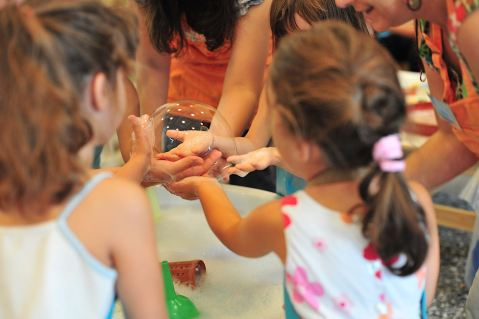 Hellenic childrens museum Kids Love Greece