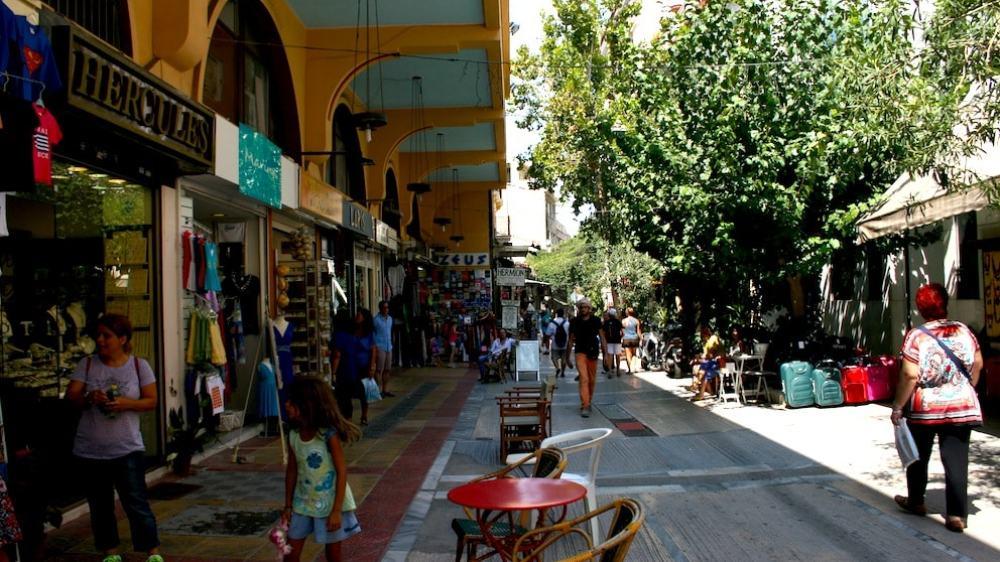 Ξενάγηση στην Ακρόπολη + Κέντρο Αθήνας