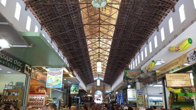 Chania Indoor Market
