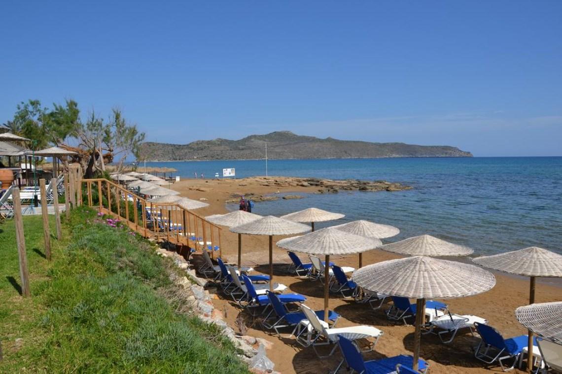 Iolida Hotel Beach Crete