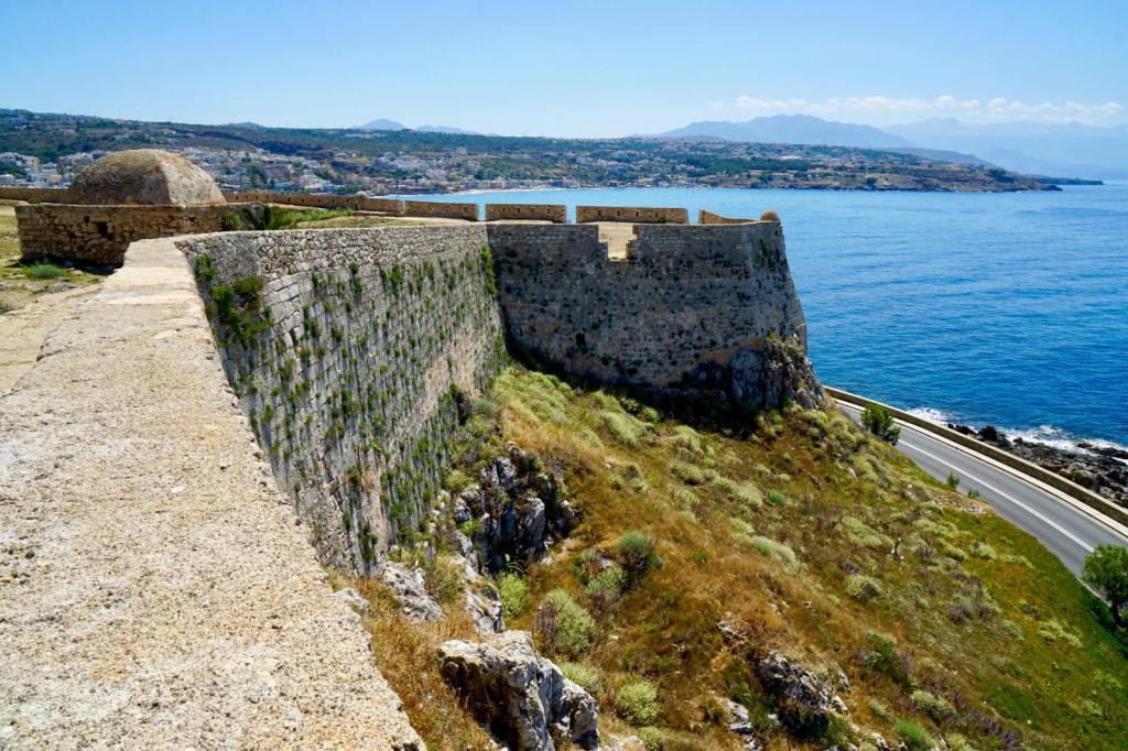 Fortezza castle Rethymno
