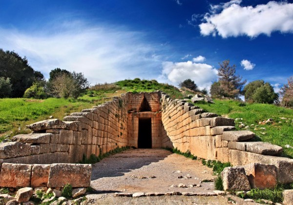 Mycenae – Nafplio for families