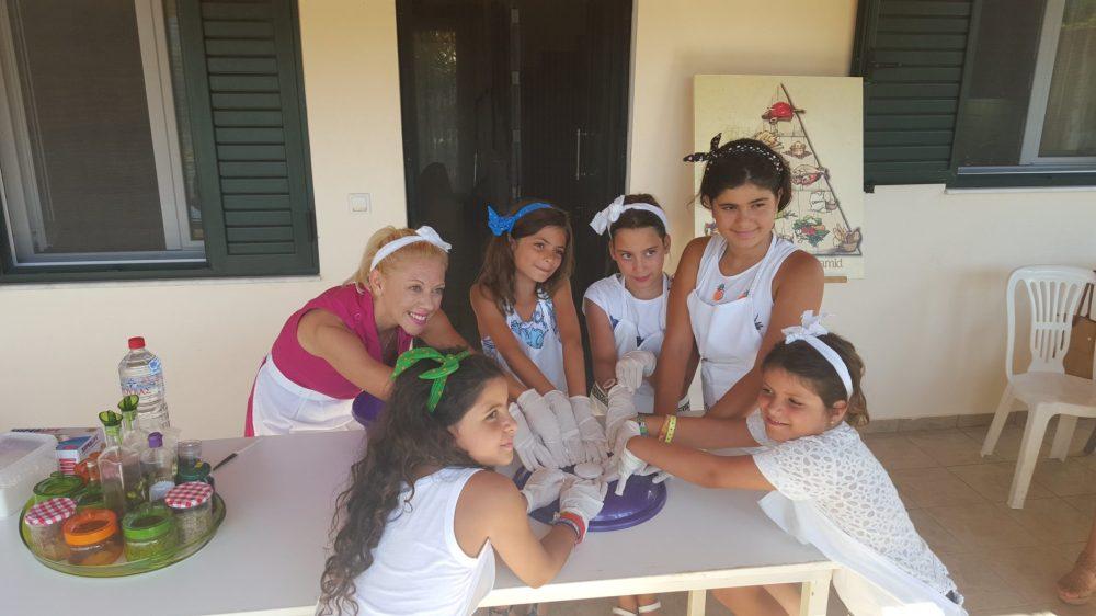 Cretan Cuisine Cooking Class