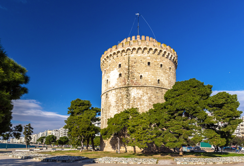 Thessaloniki's Coastline family friendly walking tours kids love greece