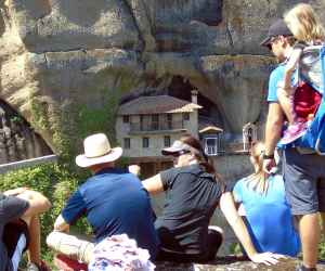 Meteora Family Hiking Tour