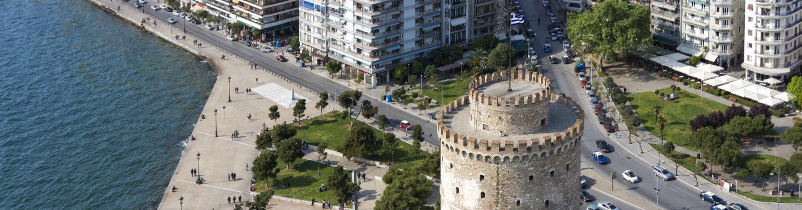 Thessaloniki's Coastline family friendly walking tours kids love greece