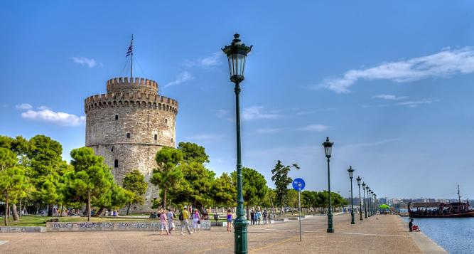 What snacks to eat in Thessaloniki with your children