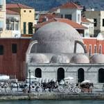 Chania Crete family walking tour kidslovegreece morning group