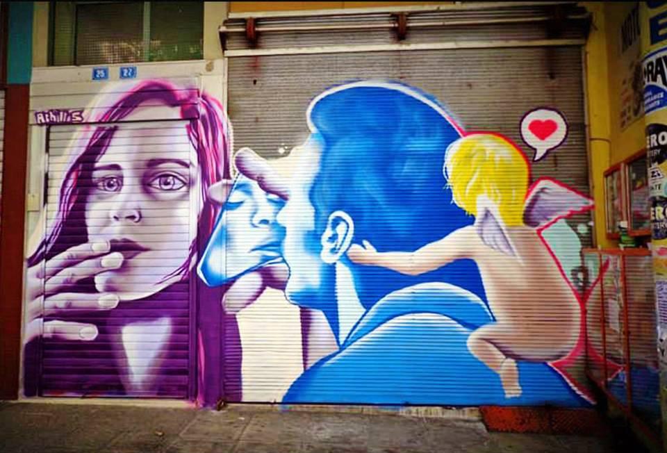 Walking Tour Street Art Athens