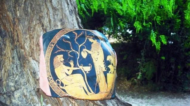 The Myths of Goddess Athena