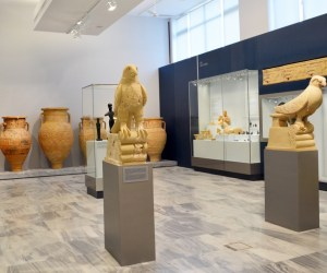 Private Family Tour Archaeological Museum Heraklion