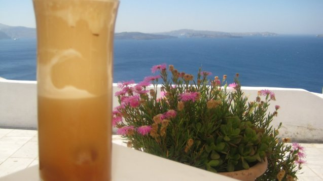 Athens Family Cooking Class-Cheese Pie and Greek Frappe