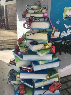 παιδότοπος Christmas Factory Δίψα για Χριστούγεννα Αθήνα Τεχνόπολις Γκάζι