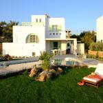 Naxos private 3 bedroom family villa valea kids love greece accommodation for familes