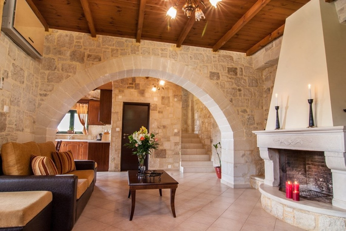 family villa klio kids love greece sfinari western chania crete accommodation for families