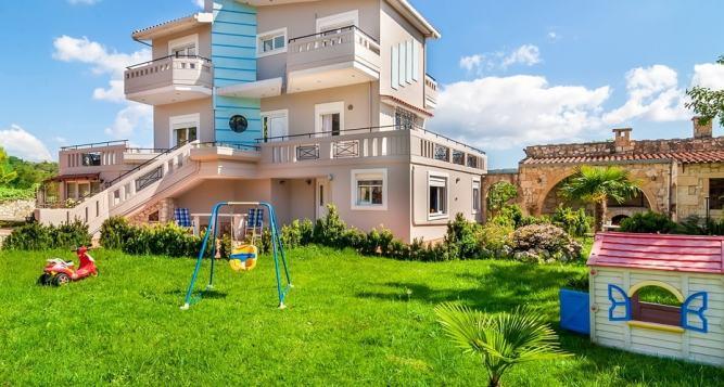 Family Villa Mariana, Vryses, Chania