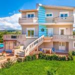 family villa mariana vryses chania crete kids love greece accommodation for families